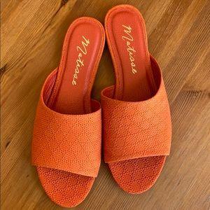 Matisse Lira open toe sandal